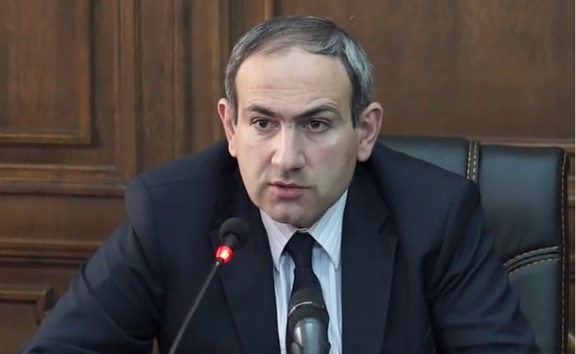 Armenia's Nikol Pashinyan. Photo by iravaban.net, Wikipedia Commons.