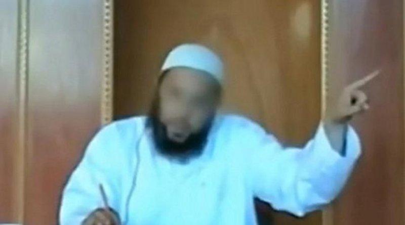 Osama bin Laden's alleged bodyguard (Twitter)