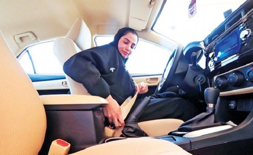 Saudi women will be allowed to drive from June 24. Photo Credit: Arab News.