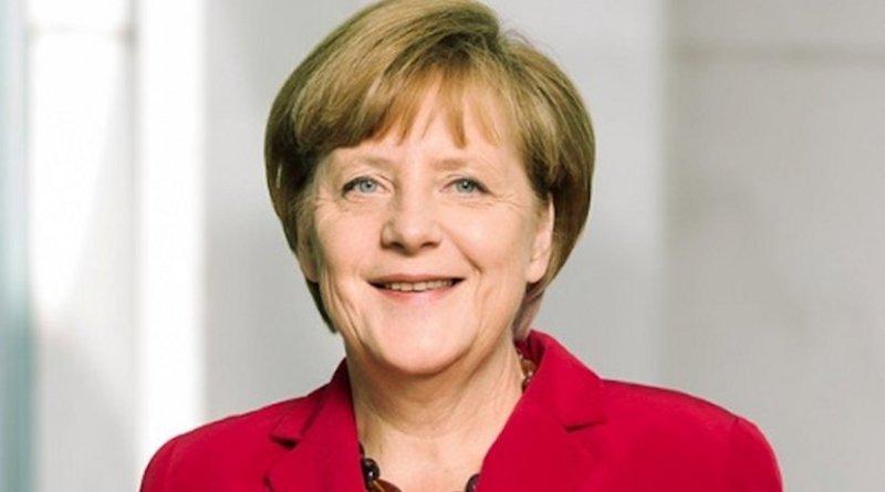 Germany's Angela Merkel. Credit: Federal Government/Steffen Kugler.