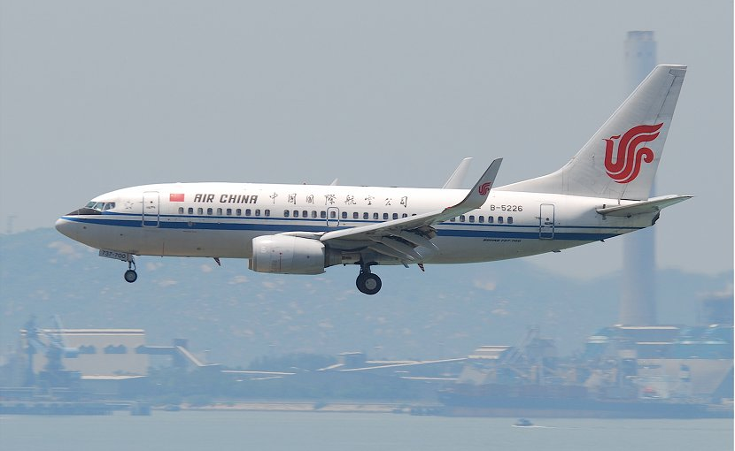 File photo of an Air China 737 plane. Photo Credit: Aero Icarus, Wikimedia Commons.