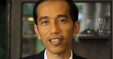 Indonesia's Joko Widodo. Photo Credit: Yanuar, Wikimedia Commons.