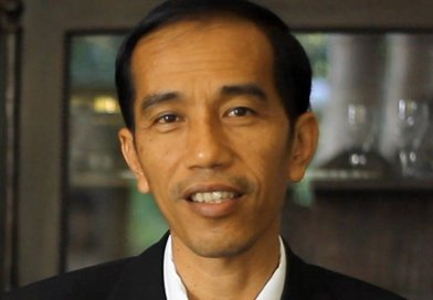 Indonesia's Joko Widodo. Photo Credit: Yanuar, Wikimedia Commons.