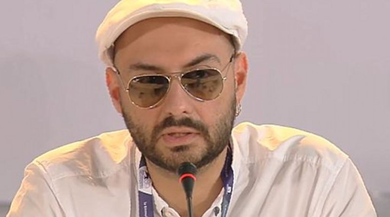 Kirill Serebrennikov. Photo Credit: Col. Hans Landa, Wikipedia Commons.