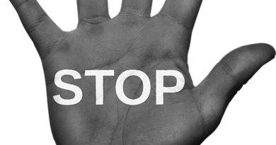 stop protest black demonstration