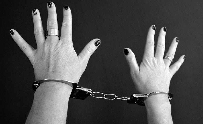 human trafficking slave