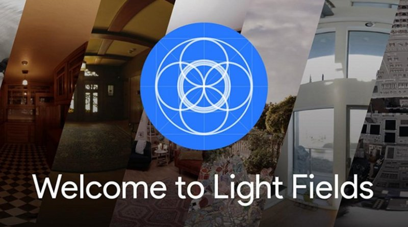 """A team of leading researchers at Google, will unveil the new immersive virtual reality (VR) experience """"Welcome to Lightfields"""" at ACM SIGGRAPH 2018. Credit Image courtesy of Google/Overbeck"""