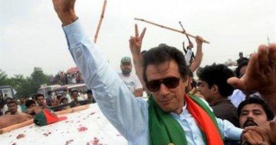 Pakistan's Imran Khan. Photo Credit: Tasnim News Agency.