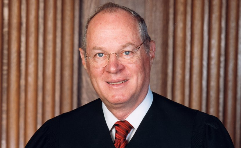 Anthony Kennedy, Associate Justice of the Supreme Court of the United States. Photo Credit: Collection of the Supreme Court of the United States, Wikipedia Commons.