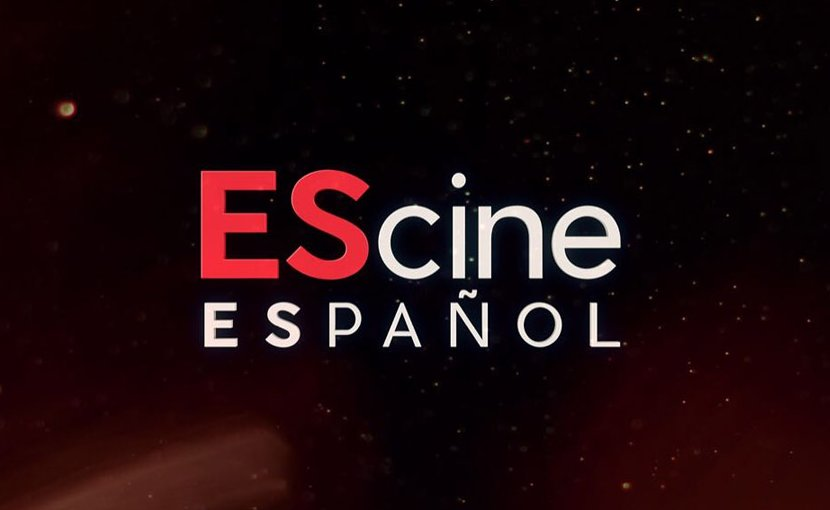 'Es Cine Español' (This is Spanish Cinema) stamp