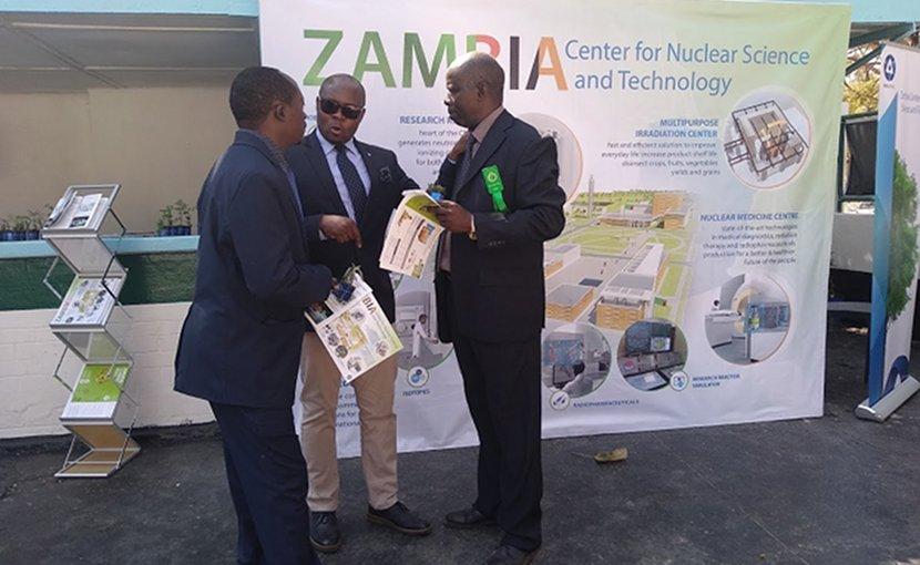 Zambia stand
