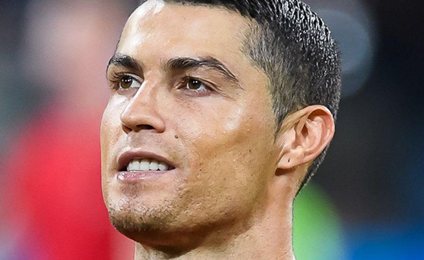 Cristiano Ronaldo. Photo Credit: Анна Нэсси, Wikipedia Commons.
