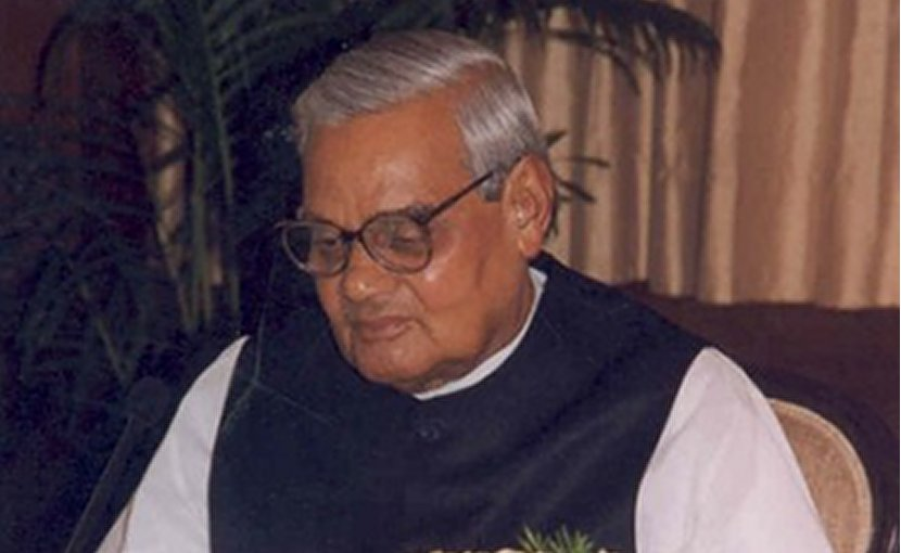 India's Atal Bihari Vajpayee. Photo Credit: Library of Congress, Wikipedia Commons.