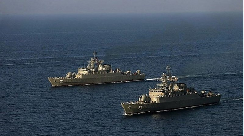 File photo of Iran Navy. Photo Credit: Tasnim News Agency.