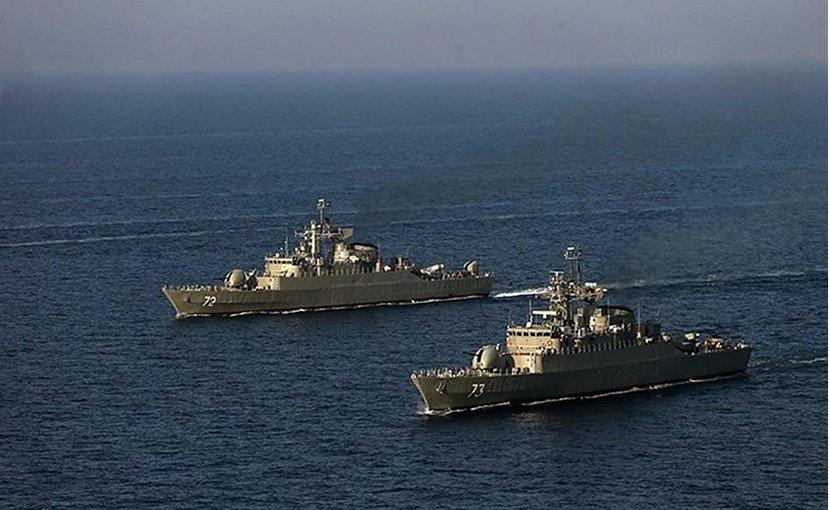 File photo of Iran Navy. Photo Credit: Tasnim News Agency.