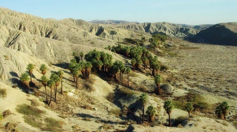 Coachella Valley, California.