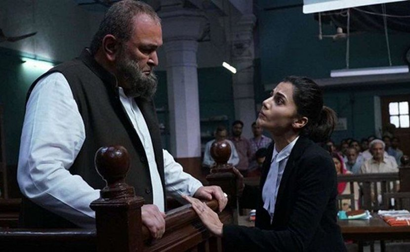 "Scene from ""Mulk"". Photo Credit: Supplied, via Arab News."