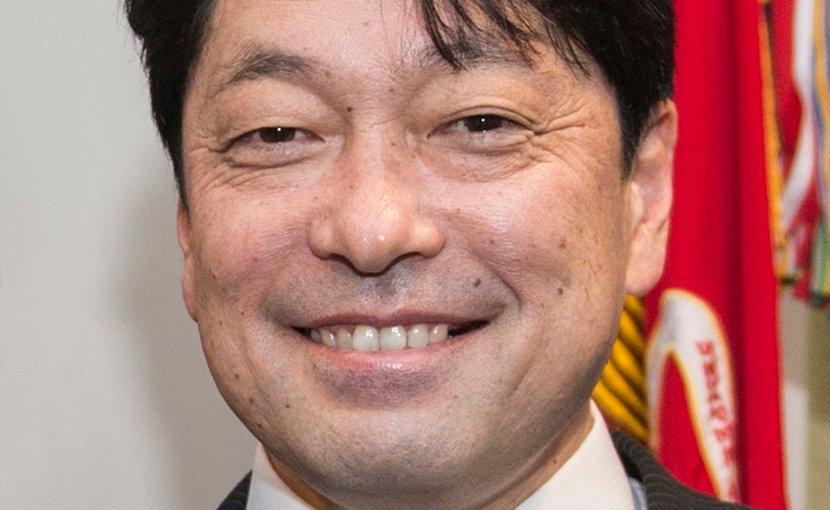 Japan's Itsunori Onodera. Photo Credit: US State Dept, Wikipedia Commons.