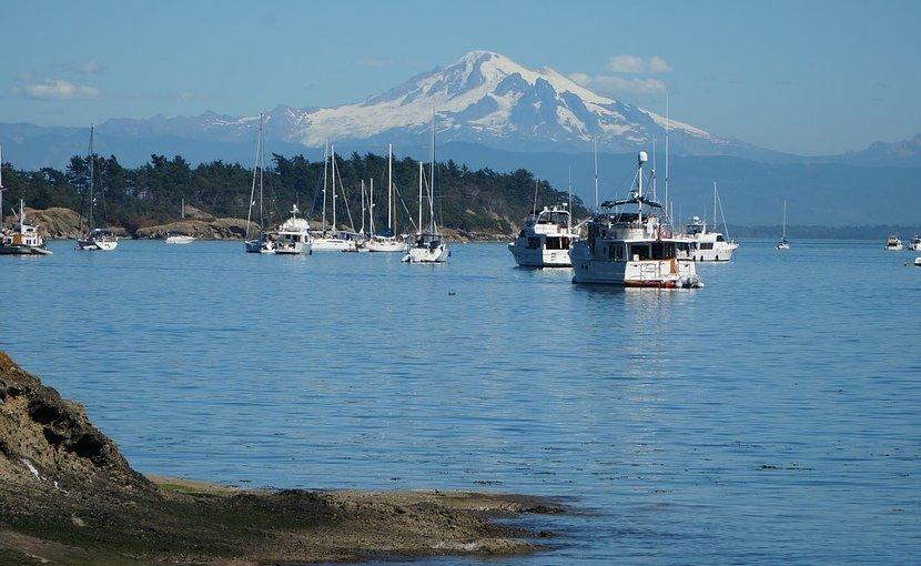 Puget Sound, Washington State