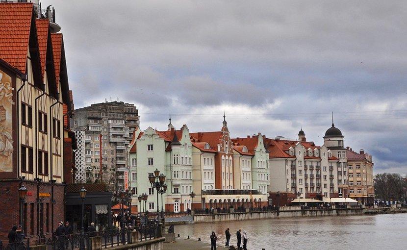 Kaliningrad, Russia.
