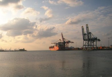 Port of Djibouti. Photo Credit: Skilla1st, Wikipedia Commons.