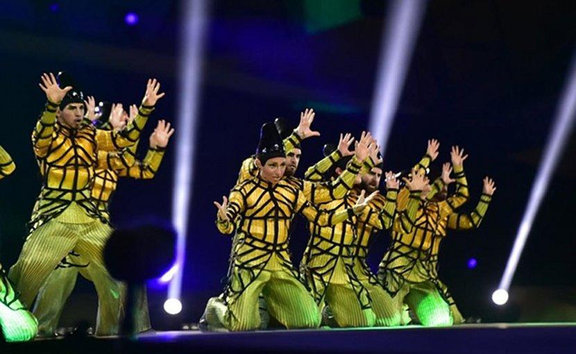 Cirque du Soleil in Riyadh. (Arab News)