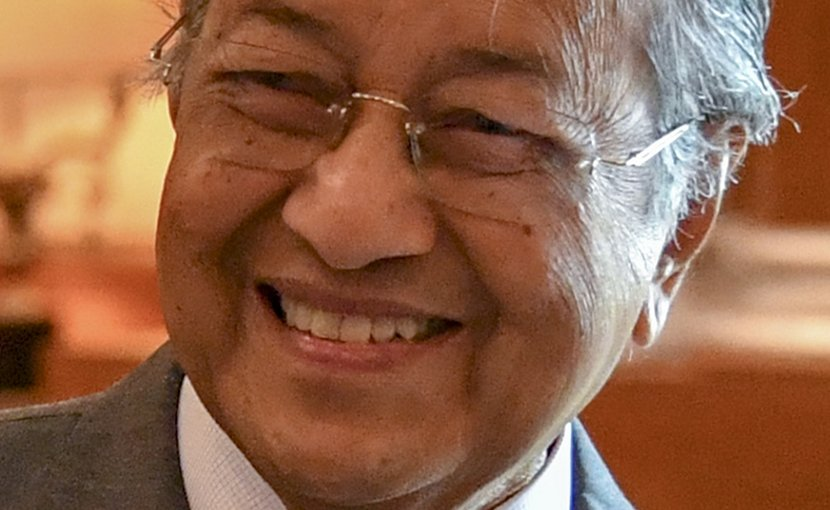 Malaysia's Mahathir Mohamad. Photo Credit: US State Dept, WIkipedia Commons.