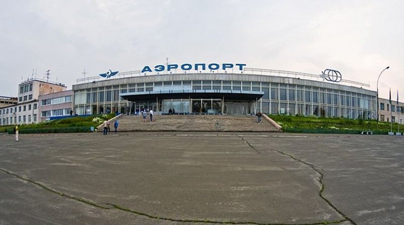 Bratsk Airport. Photo Credit: Dmitry Petrov, Wikipedia Commons.