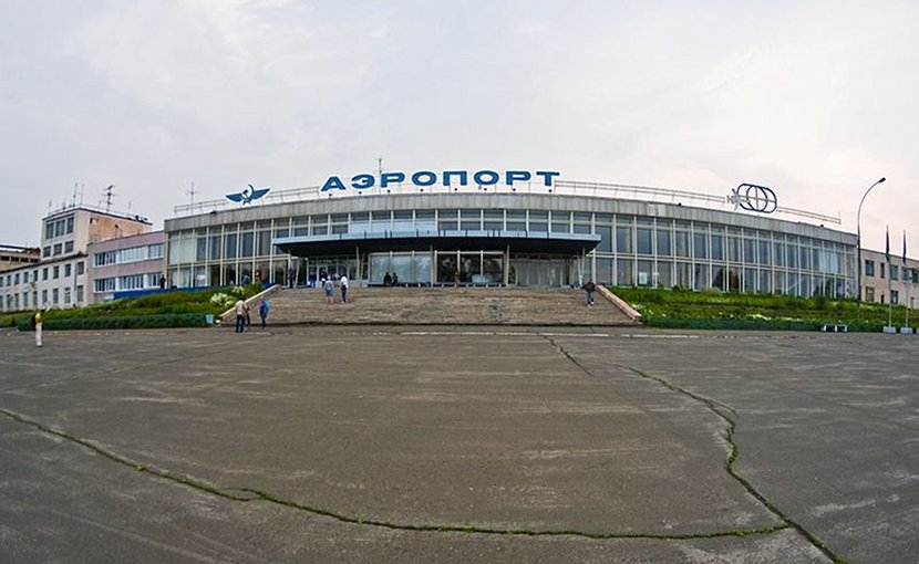 Bratsk Airport. Photo Credit: Dmitry Petrov, Wikipedia Commons.