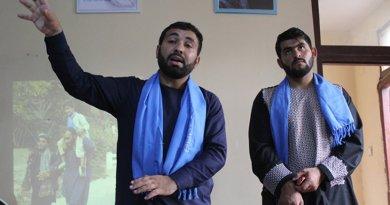Iqbal Khyber and Badshah Khan bring a breath of fresh air