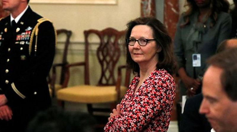 CIA director Gina Haspel. Photo Credit: Fars News Agency