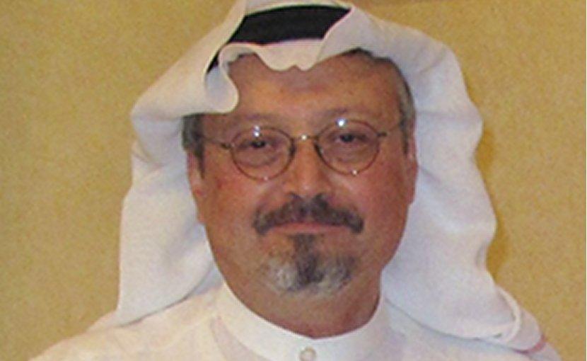 Jamal Kahshoggi, Photo Credit: Alfagih, Wikipedia Commons