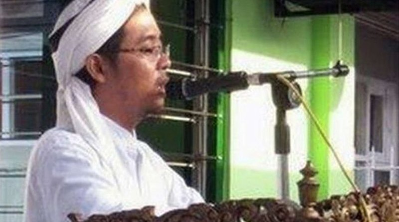 Bahrun Naim. Photo Credit: Indonesia Police