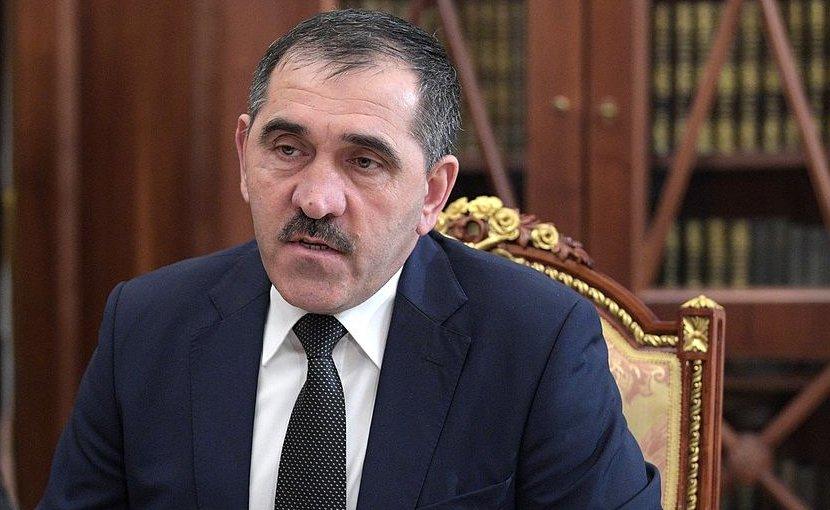 Ingushetia's Yunus-Bek Yevkurov. Photo Credit: Kremlin.ru