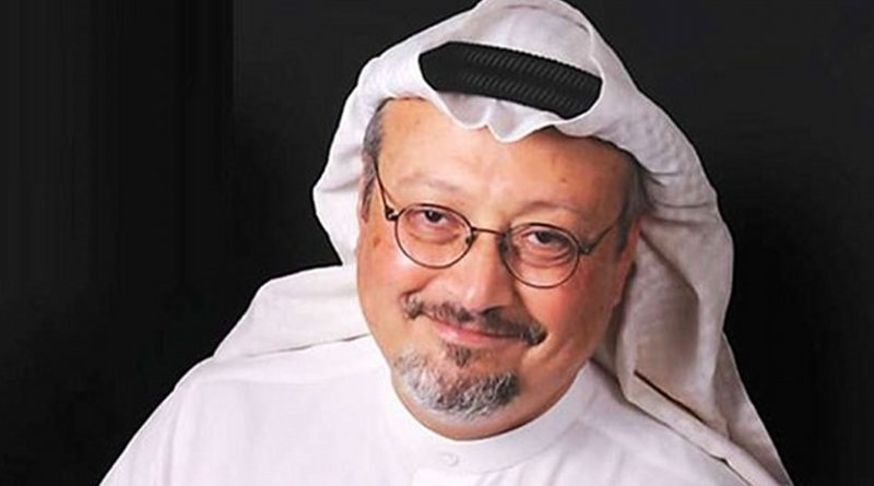 Jamal Khashoggi. Photo Credit: Fars News Agency
