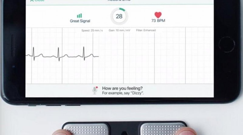 Can your smart phone determine if you're having the most serious -- and deadly -- form of heart attack? A new research study says it can -- and may be a valuable tool to save lives. Credit Intermountain Medical Center Heart Institute.