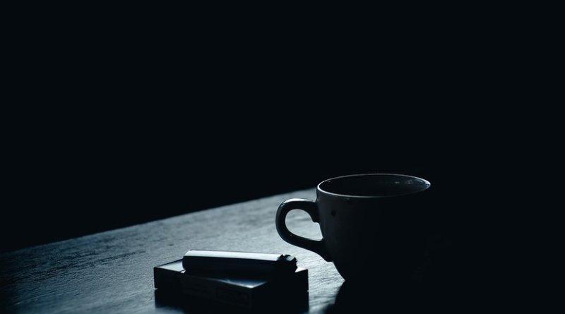 cigarette coffee