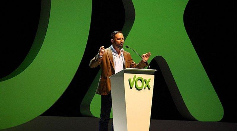 Santiago Abascal, President of Spanish political party VOX. Photo Credit: Contando Estrelas, Wikipedia Commons.