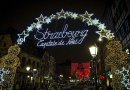 File photo of entrance to Christmas Market in Strasbourg, France. Photo Credit: Claude Truong-Ngoc, Wikimedia Commons.