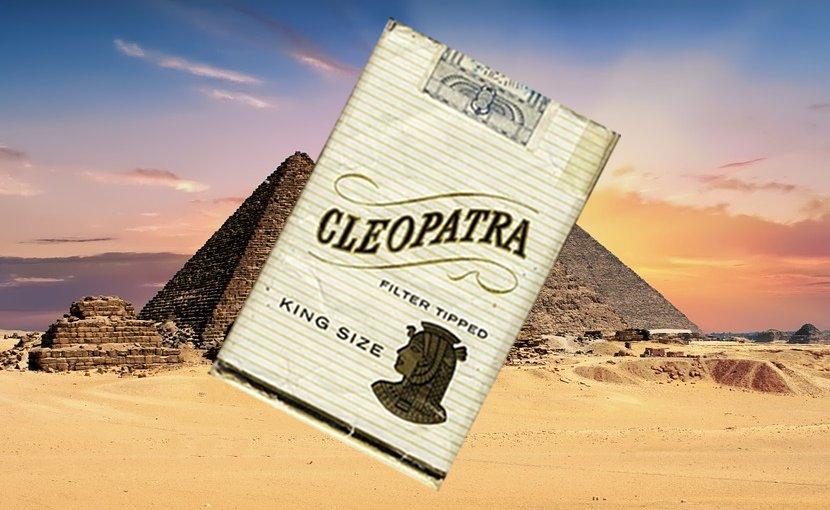 Cleopatra cigarettes