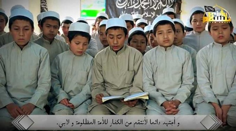 Uyghur children in al Qaeda's Madrasa in Syria