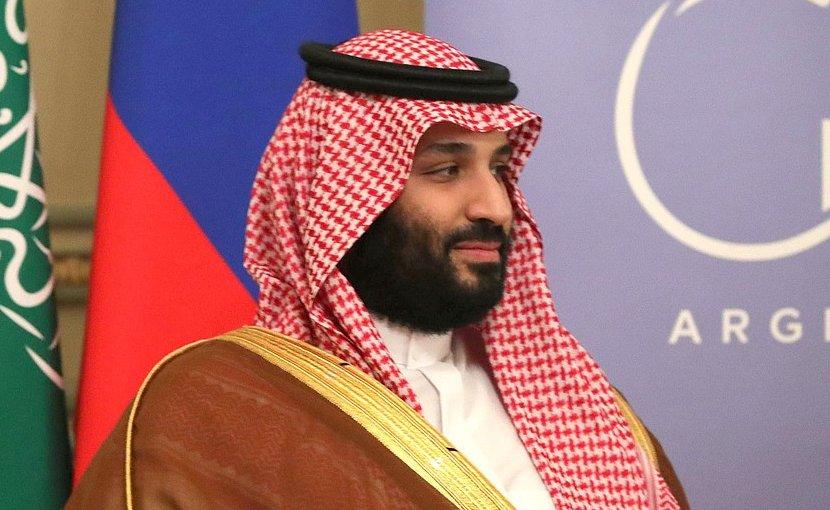 Crown Prince and Defence Minister of Saudi Arabia Mohammad bin Salman Al Saud. Photo Credit: Kremlin.ru