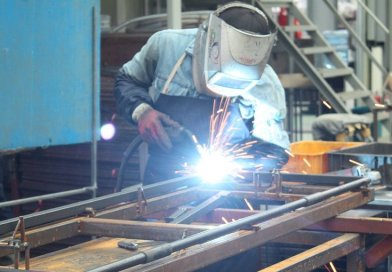welding factory manufacturing