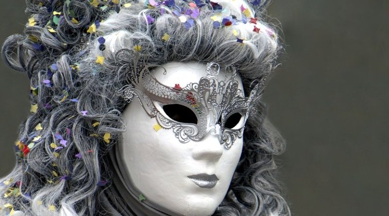 europe mask venice