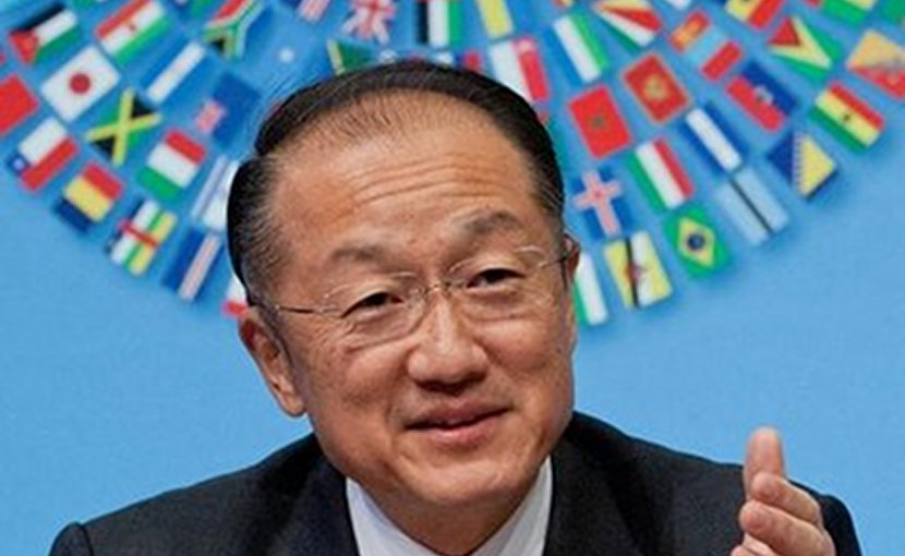 Jim Yong Kim. Photo Credit: Twitter.