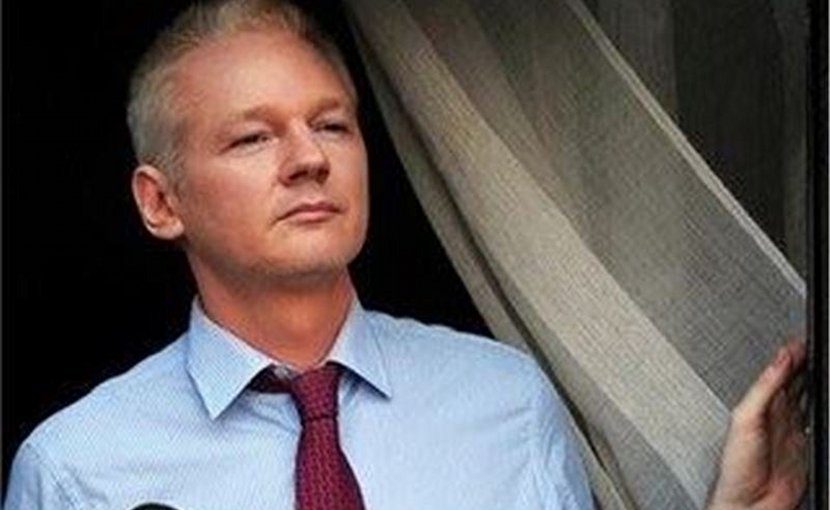 Julian Assange. Photo Credit: Tasnim News Agency