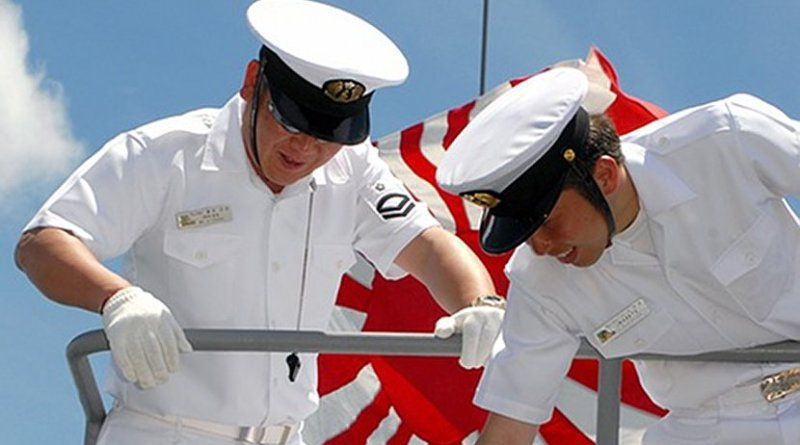 Japan navy sailor