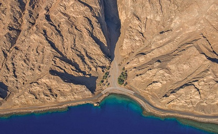 "NEOM Bay will have white beaches with a ""temperate climate"" and designed to be eco-friendly and generate energy from renewable sources. (File/Supplied)"
