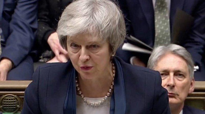 Theresa May. Photo Credit: Tasnim News Agency.