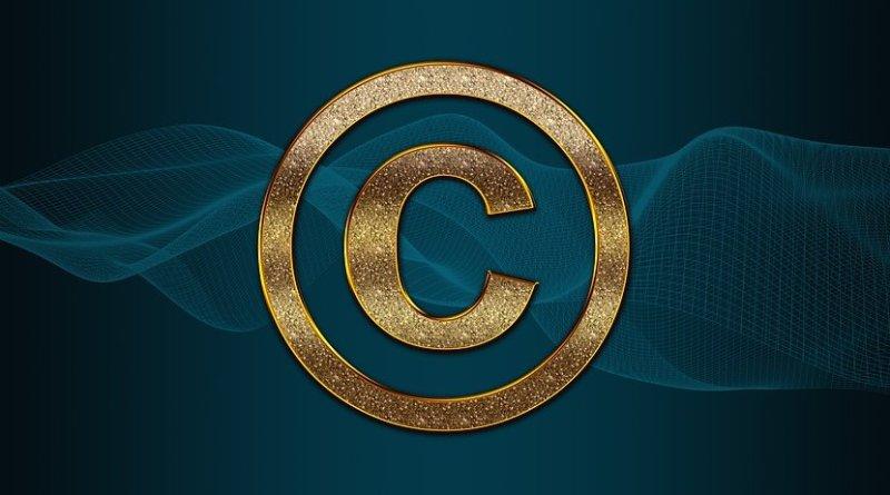 digital copyright symbol protection
